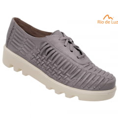 Oxford Tresse Cinza